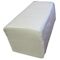 Листовые бумажные полотенца. Двухслойные, V-сложения 200шт