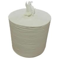 Бумажные полотенца в рулонах. Однослойные, с центральной вытяжкой. 300м