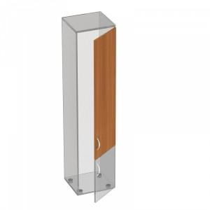 Дверь для шкафа (арт.303) 1310х380х2