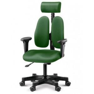 Эргономичное компьютерное кресло Duorest Smart DR-7500 (ткань, эк. кожа)