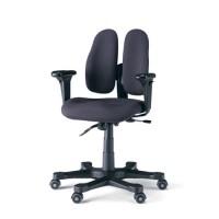 Ортопедическое кресло Duorest Leaders DR-250G (экокожа, ткань)