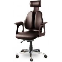 Ортопедическое кресло Сabinet DD-120 (натур. кож, хром)