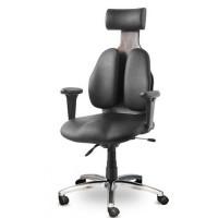 Ортопедическое кресло Сabinet DD-140 (экокожа, хром)