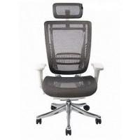 Эргономичное компьютерное кресло Expert Spring (серое)