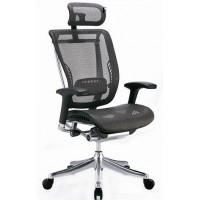 Эргономичное компьютерное кресло Expert Spring (черное)