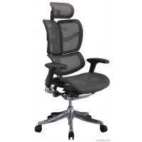 Эргономичное компьютерное кресло Expert Fly (черное)
