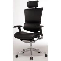 Эргономичное компьютерное кресло Expert Sail Leather