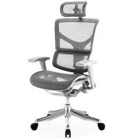 Эргономичное компьютерное кресло Expert Sail (серое)