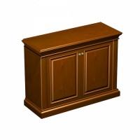 Шкаф низкий 2-дверный 21x45.5x90.5 (ШхГхВ)