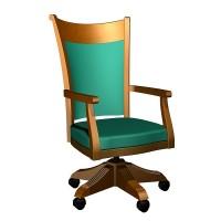 Кресло руководителя (ШхГхВ)