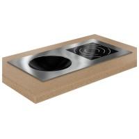 Встраиваемые плиты ИПК-210В