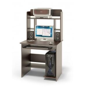 Компьютерный стол КСТ-01В + КН-12В (венге)
