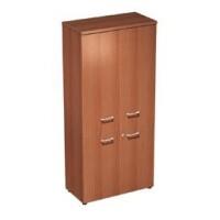 Шкаф для документов закрытый 4-дверный (90x46x197)