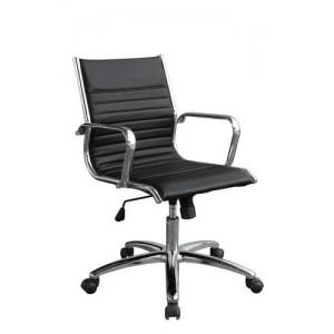Кресло для руководителя Roger LB Black