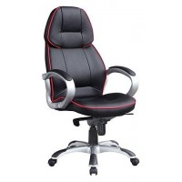 Кресло для руководителя F1 Black