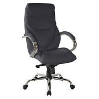 Кресло для руководителя Vegard Black