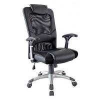 Кресло для руководителя Vincent Black