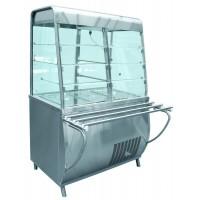 Прилавок-витринa холодильный ПВВ(Н)-70Т-С-01-НШ